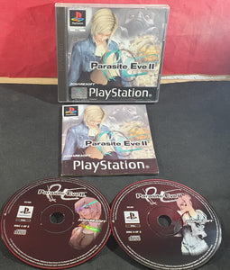 Parasite Eve II Sony Playstation 1 (PS1) Game