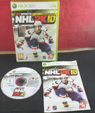 NHL 2K10 Microsoft Xbox 360 Game