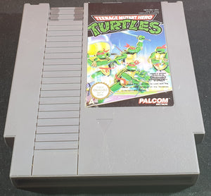 Teenage Mutant Hero Turtles Cartridge Only Nintendo Entertainment System (NES) Game