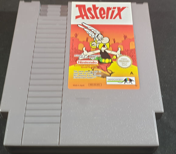 Asterix Cartridge Only Nintendo Entertainment System (NES) Game