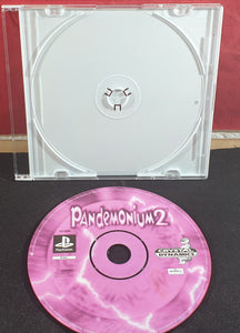 Pandemonium 2 Disc Only Sony Playstation 1 (PS1) Game