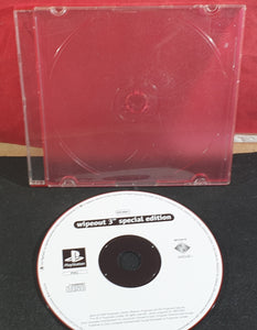 Wipeout 3 Special Edition Disc Only Sony Playstation 1 (PS1) Game