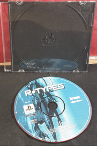 R-Types Disc Only Sony Playstation 1 (PS1) Game