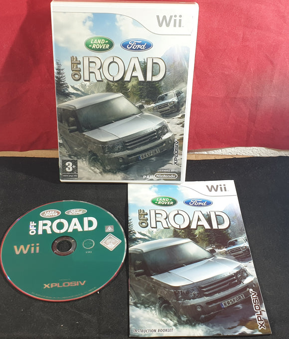 Off Road Nintendo Wii Game