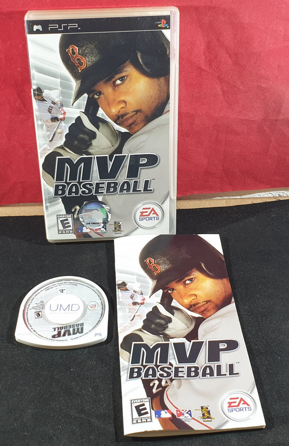MVP Baseball Sony PSP Game
