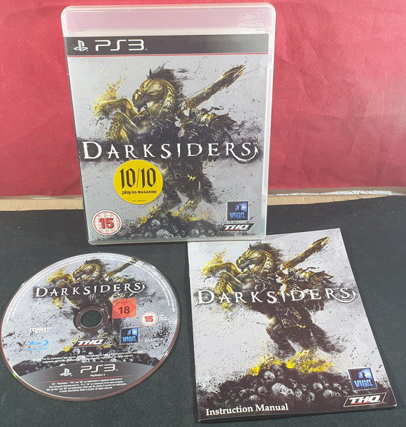 Darksiders Sony Playstation 3 (PS3) Game
