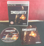 Singularity Sony Playstation 3 (PS3) Game