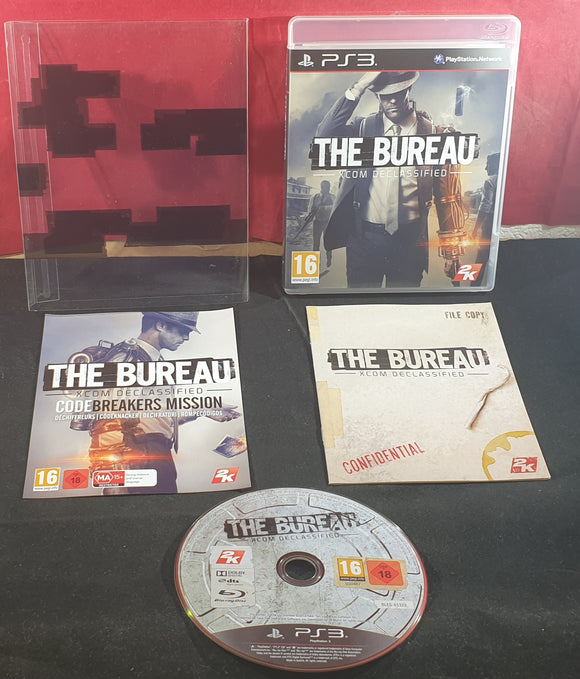 The Bureau XCOM Declassified Sony Playstation 3 (PS3) Game