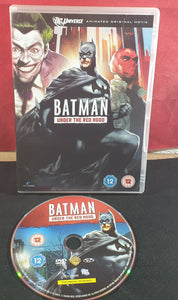 Batman Under the Red Hood DVD