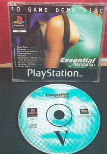 Essential Sony Playstation 1 (PS1) Magazine Demo Disc Part Five RARE