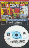 Sony Playstation 1 (PS1) Magazine Best Games Ever Demo Disc 7 RARE