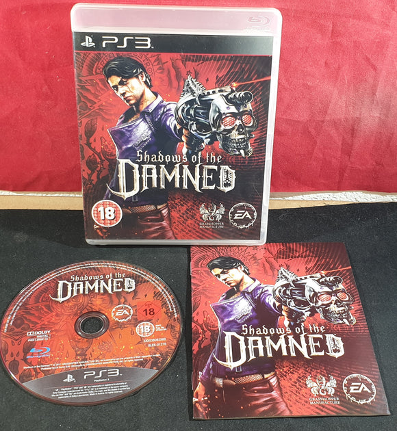 Shadows of the Damned Sony Playstation 3 (PS3) Game