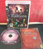 Folklore Sony Playstation 3 (PS3) Game