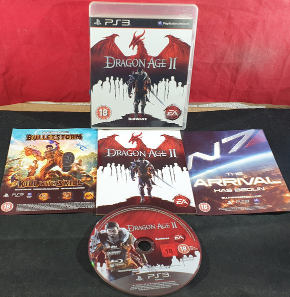 Dragon Age II Sony Playstation 3 (PS3) Game