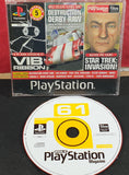 Sony Playstation 1 (PS1) Magazine Demo Disc 61