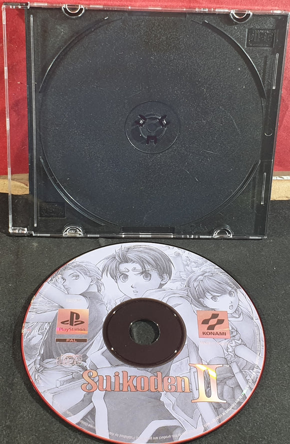 Suikoden II Sony Playstation 1 (PS1) Game Disc Only