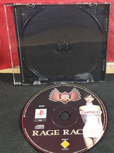 Rage Racer Sony Playstation 1 (PS1) Game Disc Only