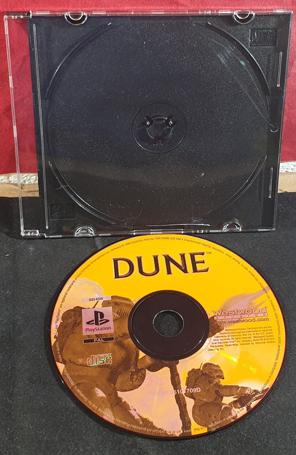 Dune Sony Playstation 1 (PS1) Game Disc Only