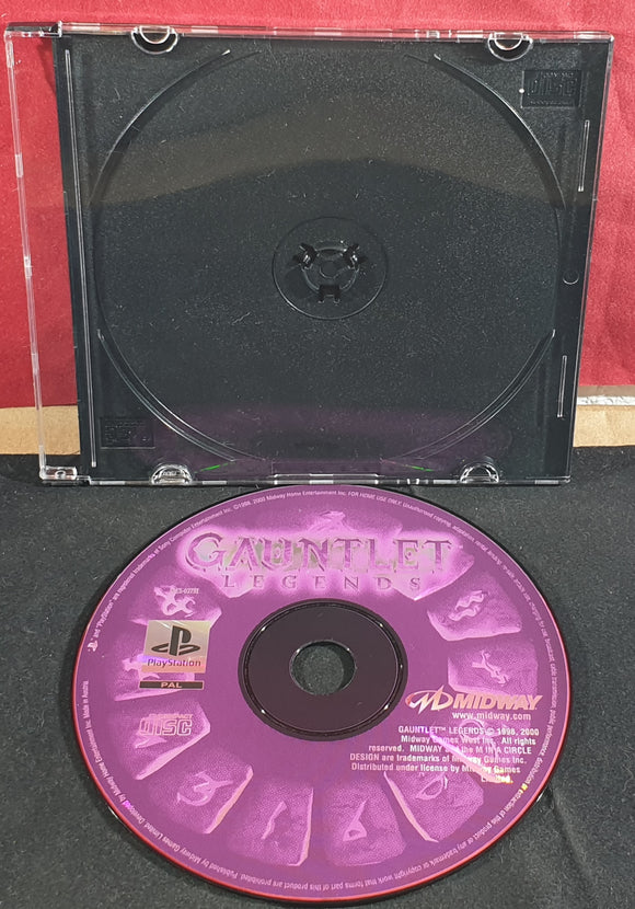 Gauntlet Legends Sony Playstation 1 (PS1) Game Disc Only