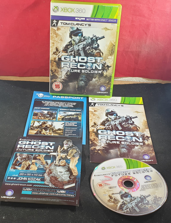 Tom Clancy's Ghost Recon Future Soldier Microsoft Xbox Game