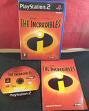 The Incredibles Sony Playstation 2 (PS2) Game