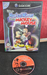 Disney's Magical Mirror Starring Mickey Mouse Nintendo GameCube Game