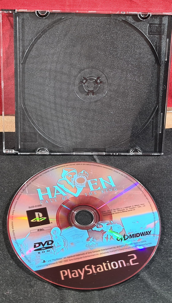 Haven Call of the King Sony Playstation 2 (PS2) Game Disc Only