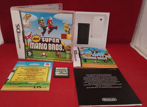 New Super Mario Bros Nintendo DS Game