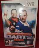 Brand New and Sealed PDC World Championship Darts 2008 Nintendo Wii Game