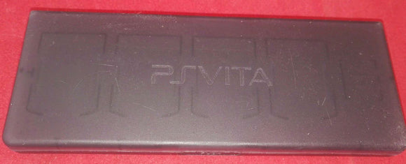 Official Sony PSVITA Game & Memory Card Holder Accessory