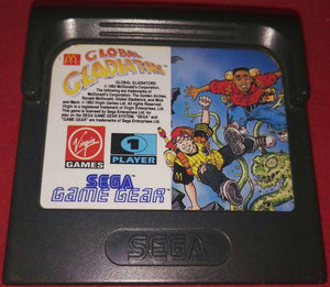 Global Gladiators Sega Game Gear Game Cartridge Only
