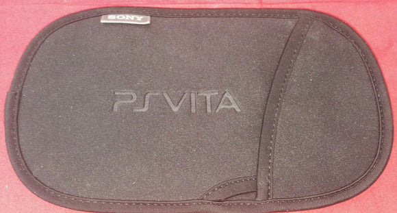 Official Sony PSVITA Soft Protective Case Accessory