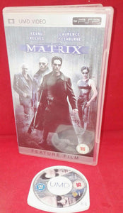 Matrix Sony PSP UMD
