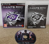 Saints Row the Third Sony Playstation 3 (PS3) Game