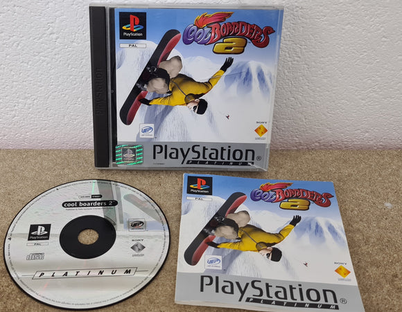 Cool Boarders 2 Sony Playstation 1 (PS1) Game