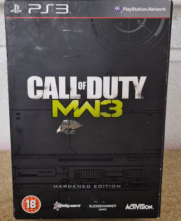 Call of Duty Modern Warfare 3 Hardened Edition Sony Playstation 3 (PS3) Game