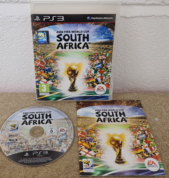 2010 FIFA World Cup Sony Playstation 3 (PS3) Game
