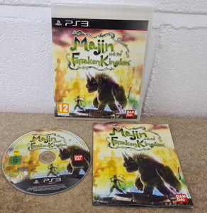 Majin and the Forsaken Kingdom Sony Playstation 3 (PS3) Game