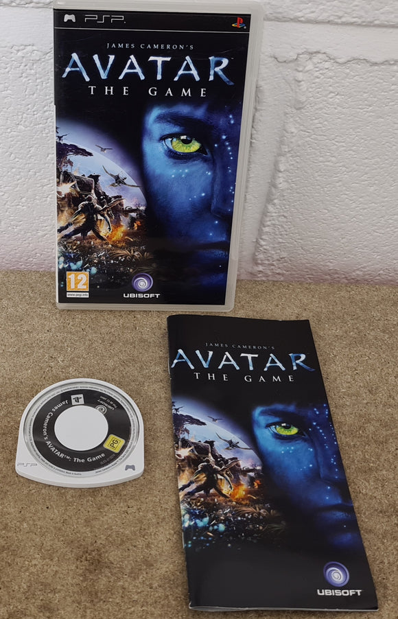 Avatar Sony PSP Game