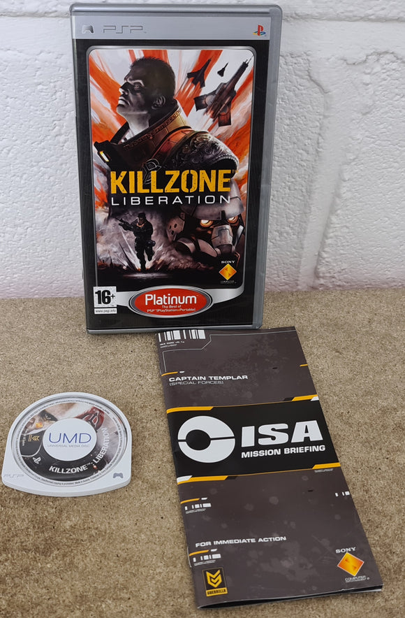 Killzone Liberation Sony PSP Game