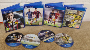 Fifa 14 - 17 Sony Playstation 4 (PS4) Game Bundle