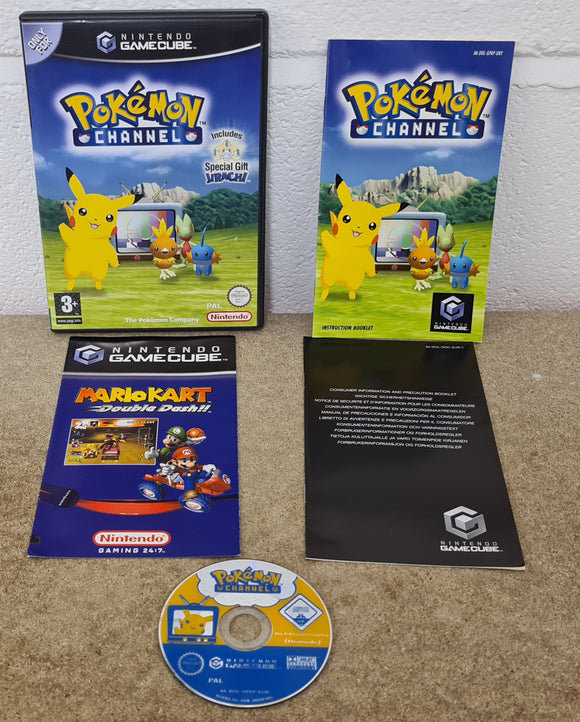 Pokemon Channel Nintendo GameCube Game