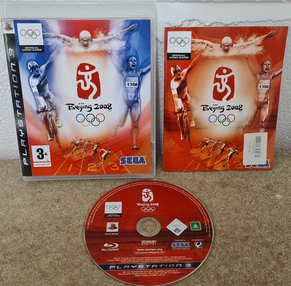 Beijing 2008 Sony Playstation 3 (PS3) Game