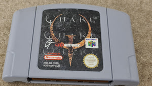 Quake Nintendo 64 (N64) Game Cartridge Only