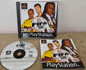 FIFA 2003 Sony Playstation 1 (PS1) Game