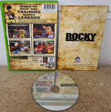Rocky Legends Microsoft Xbox Game