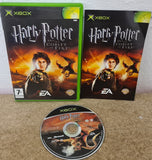 Harry Potter and the Goblet of Fire Microsoft Xbox Game