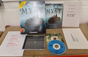 Myst PC RARE Game