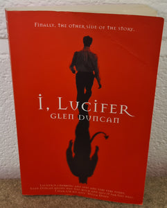 I, Lucifer Book