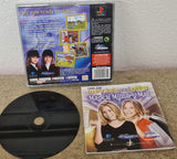 Mary-Kate and Ashley Winners Circle Sony Playstation 1 (PS1) Game